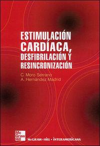 Estimulacion cardiaca y resincronizacion