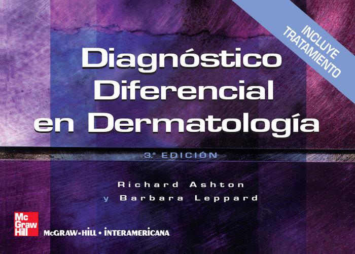 Diagnostico diferencial en dermatologia 3ªed