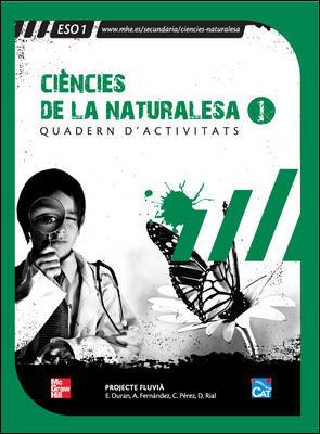 Cutx ciencies naturals. 1r eso. quadern d'activitats