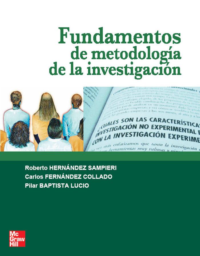 Fundamentos metodologia investigacion