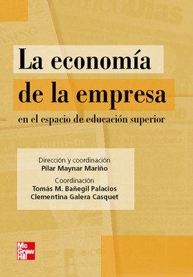 Economia de la empresa espacio educacion superior
