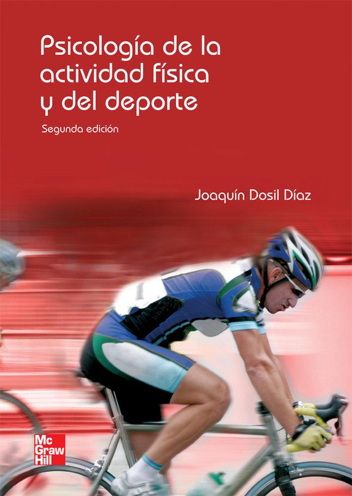 Psicologia de la actividad fisica y el deporte, 2ª edc.