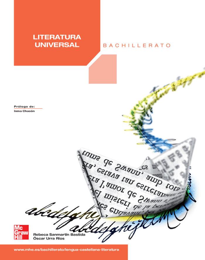 Literatura universal 2ºnb 09             mcglen2nb