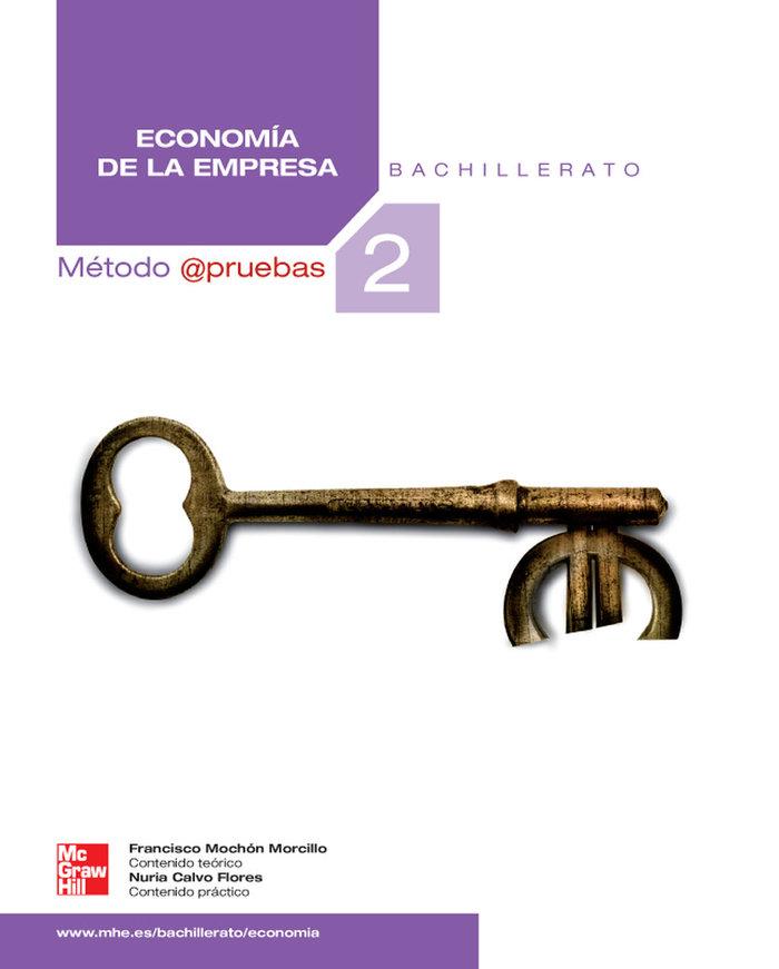 Economia de la empresa 2ºnb 09 metodo apruebas