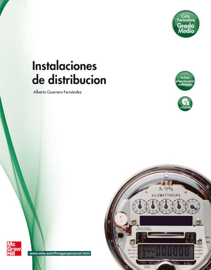 Instalaciones de distribucion gm 2010 cf