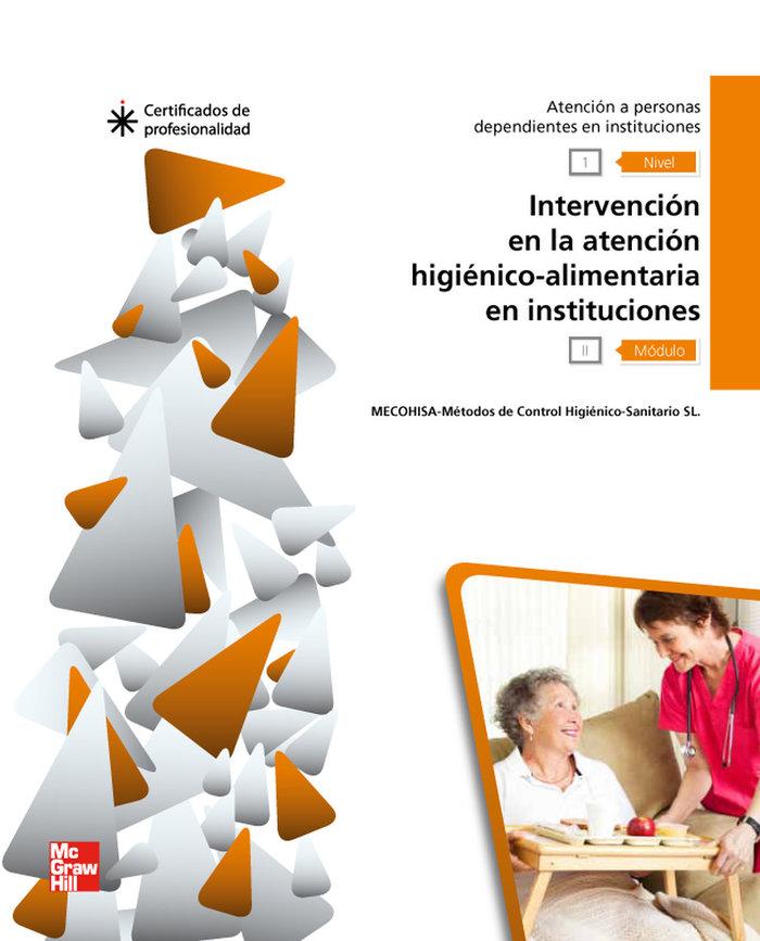 Intervencion atenc.higien.alimen.instit.11 mod.ii