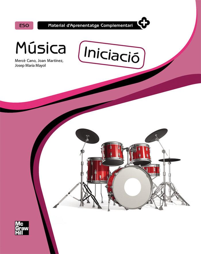 Quadern musica iniciacio 1ºciclo eso catal.11