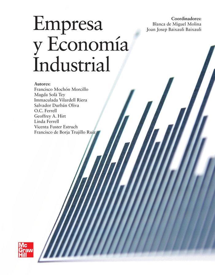 Empresa y economia industrial