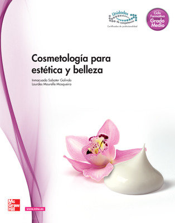 Cosmetologia para estetica y belleza gm 12 cf