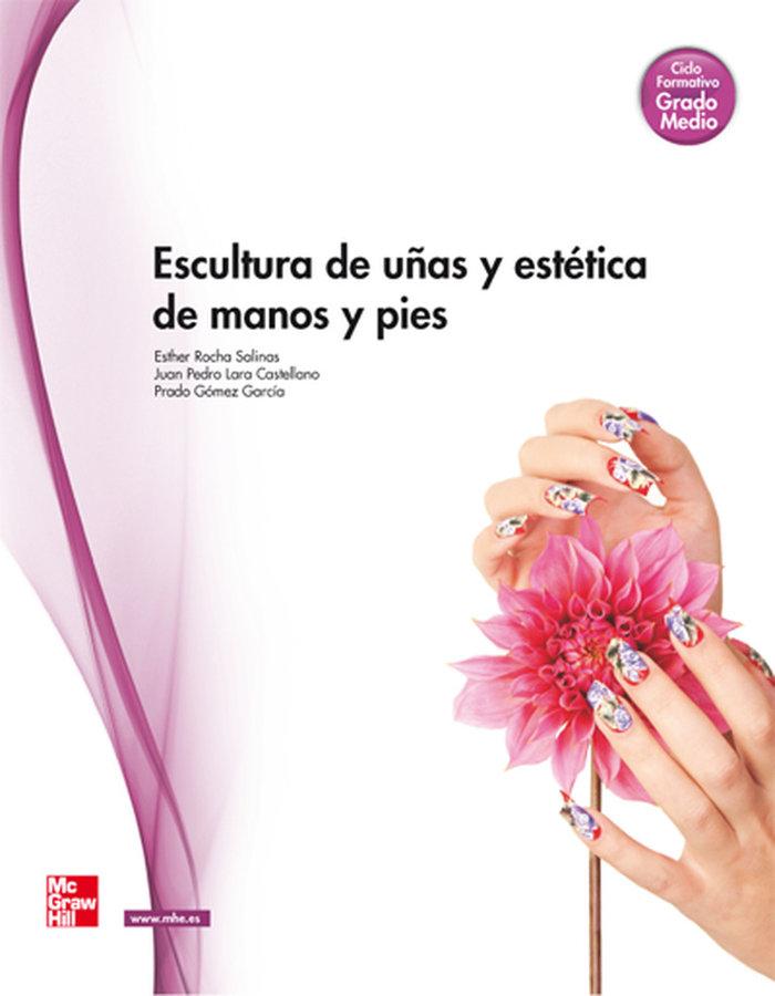 Escultura uñas estetica manos y pies 12 cf