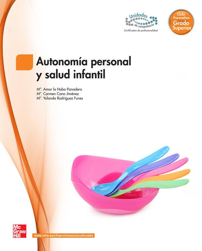 Autonomia personal salud infantil gs 13 cf