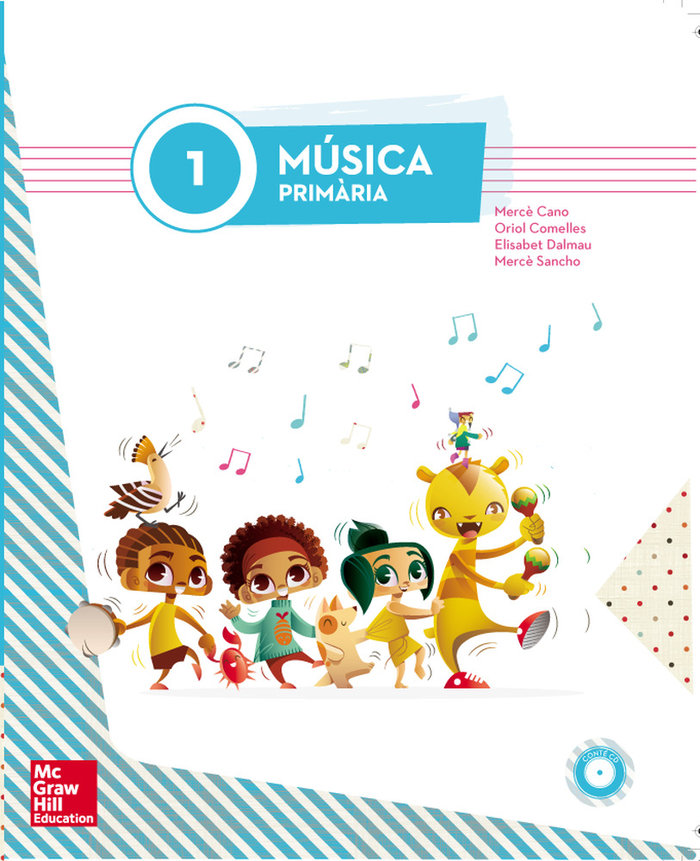 Musica 1ºep +cd audicions catalan 14