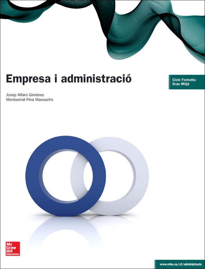 Empresa administracio catalan gm 14 cf