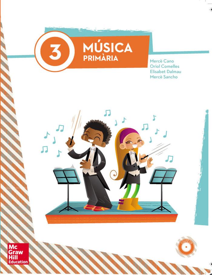 Musica 3ºep +cd audicions catalan 14