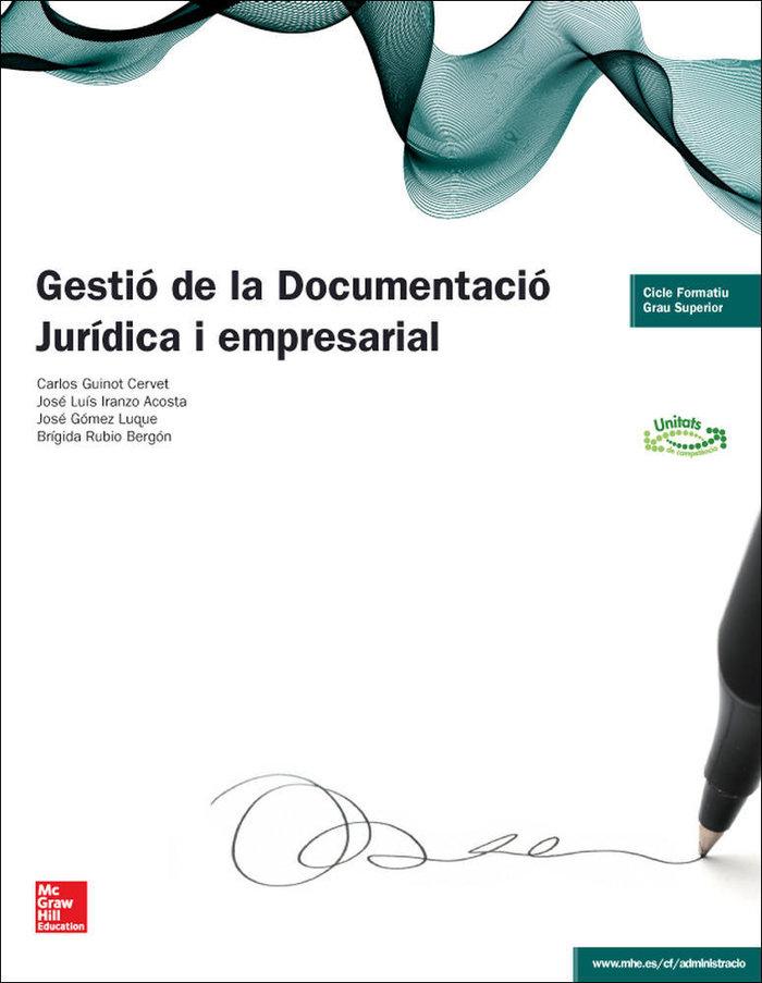 Gestio documen.jurid.empres. catalan gs 14 cf