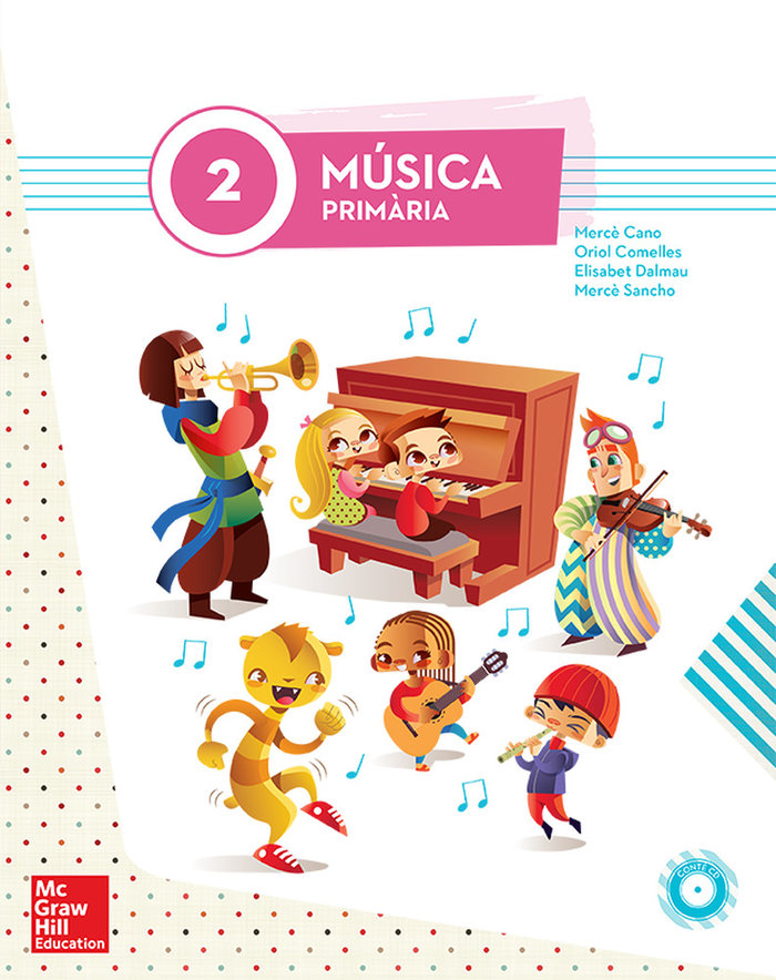 Musica 2ºep +cd audicions catalan 14