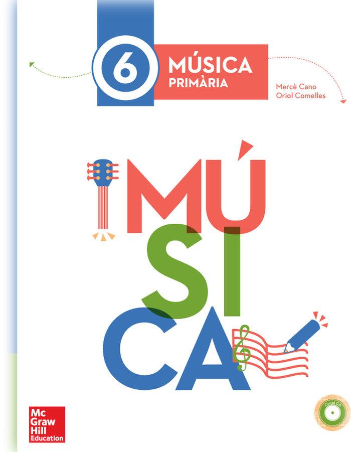 Musica 6ºep +cd audicions catalan 15
