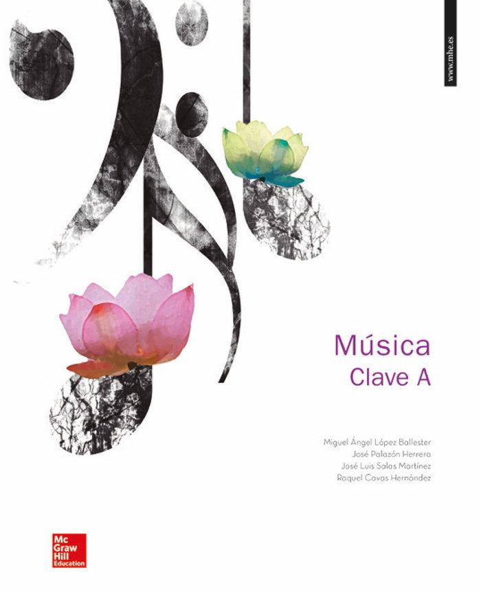 Musica 1ºeso clave a +cd 15
