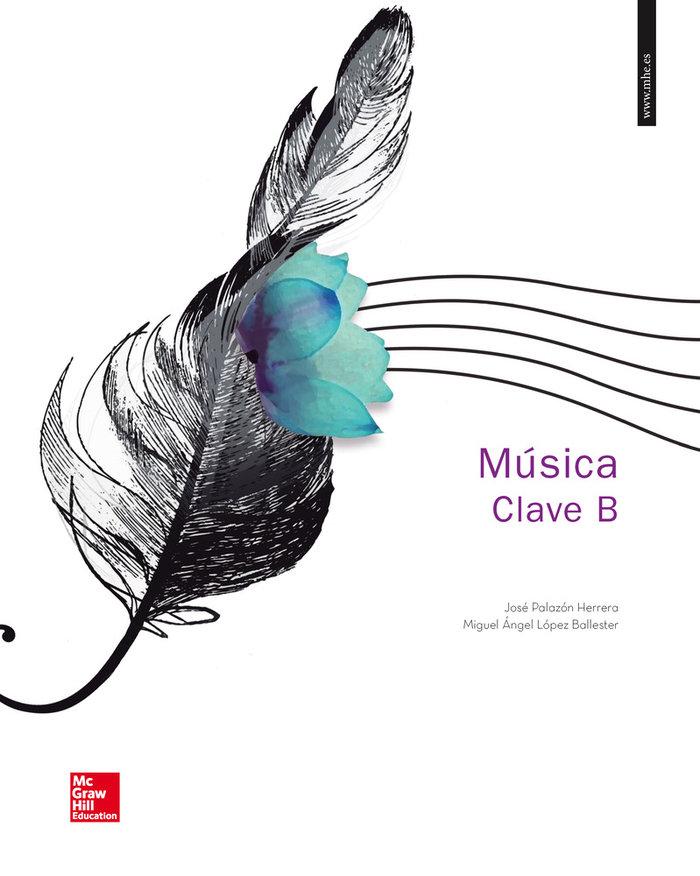Musica 3ºeso clave b +cd 15