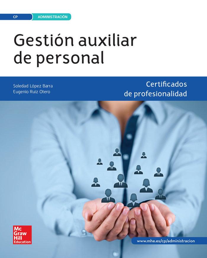 Manual gestión auxiliar de personal