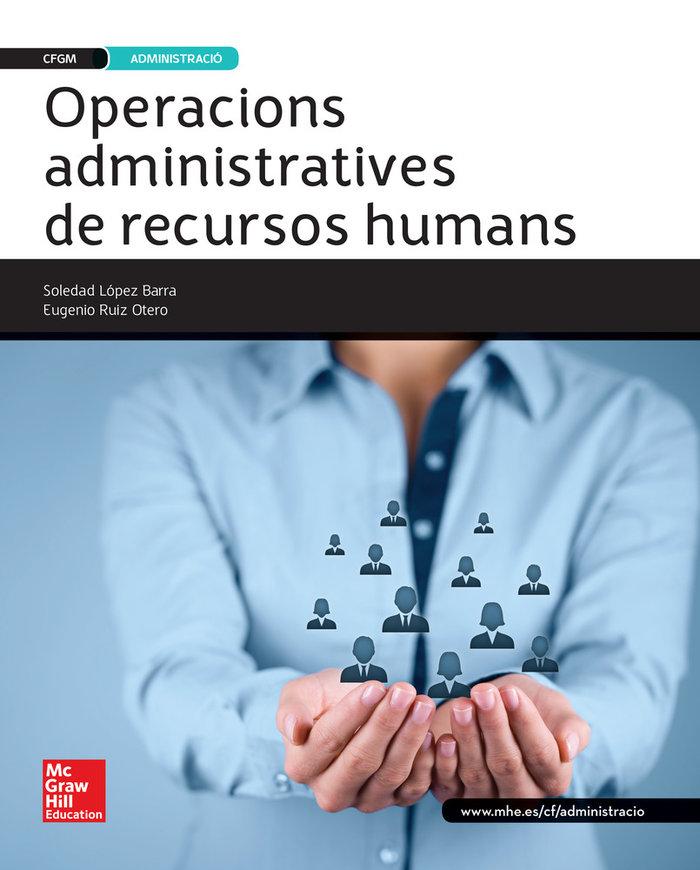 Operaacions adminitratives recursos humans
