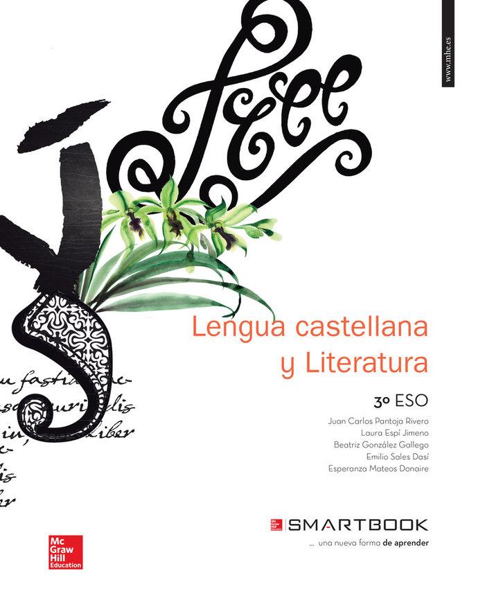 Lengua 3ºeso +cuad.ortografia+smartbook 15