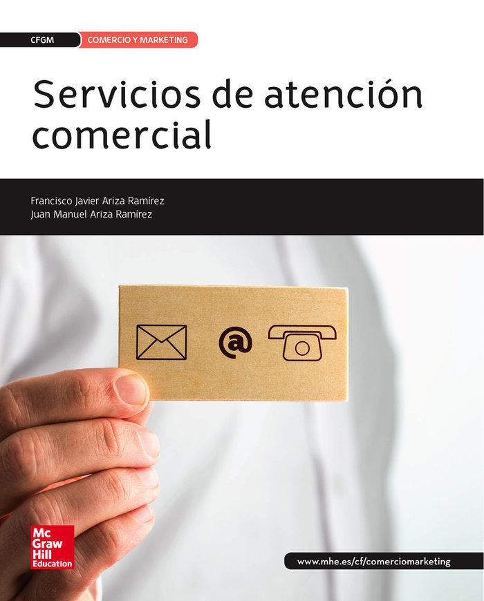 Servicios atencion comercial gm 15 cf