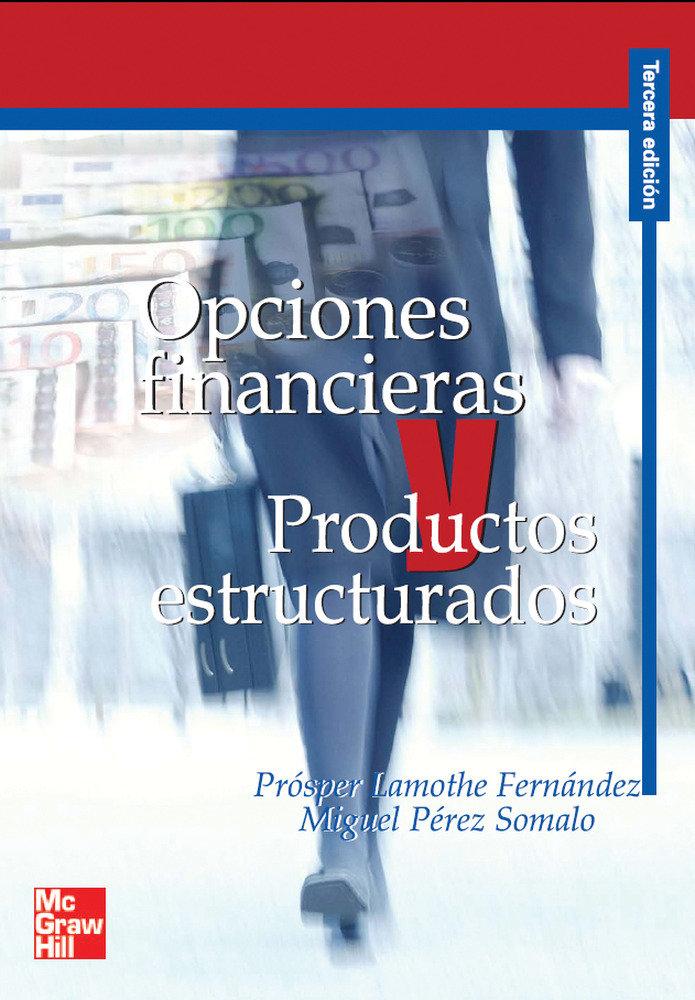 Opciones financieras y productos estructurados 3ª