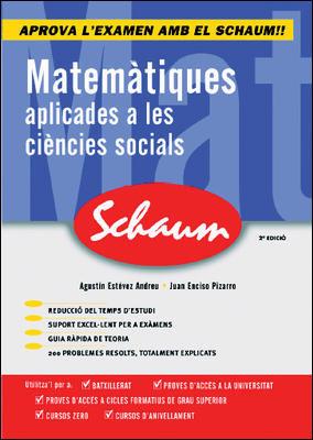 Cutr matematicas aplicadas a las ccss schaum selectividad-cu