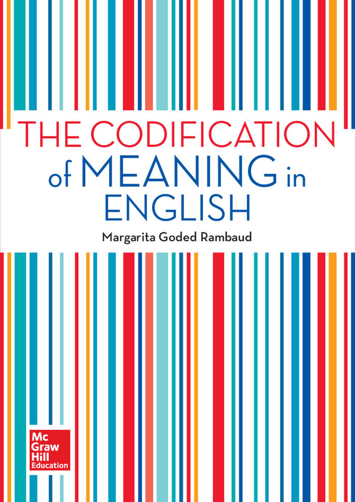 Codification of meaning in english,the