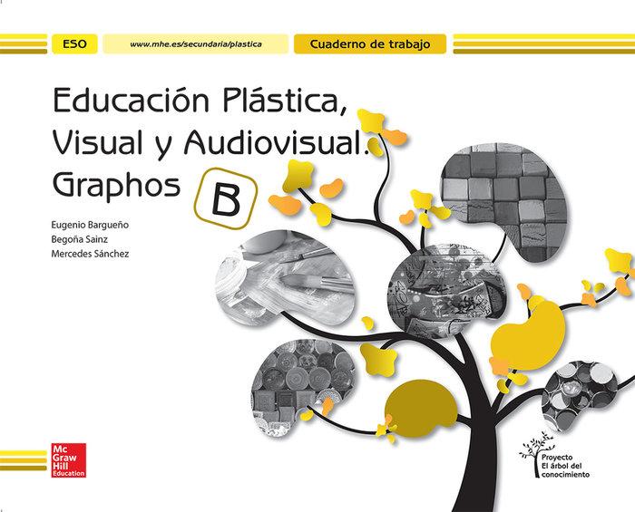 Cuaderno plastica visual 3ºeso graphos b 15