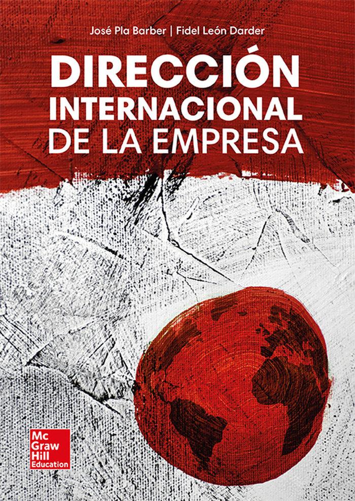 Direccion internacional de la empresa