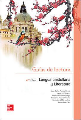 Guias de lectura. lengua castellana y literatura. 4º eso