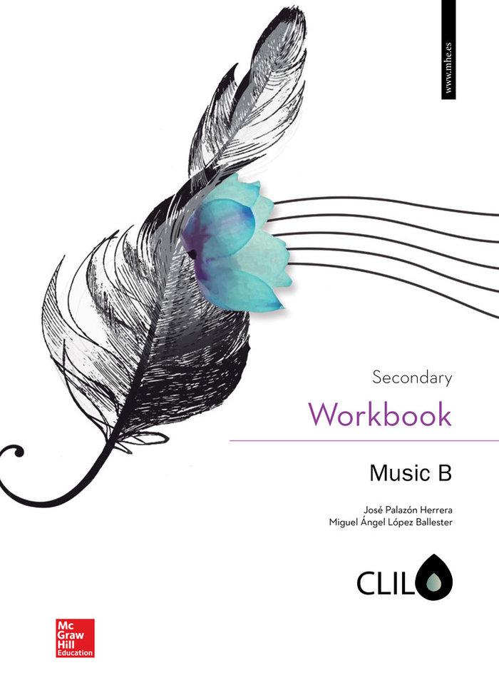 Music 2º-3ºeso wb b clil 16               mcgmu32e
