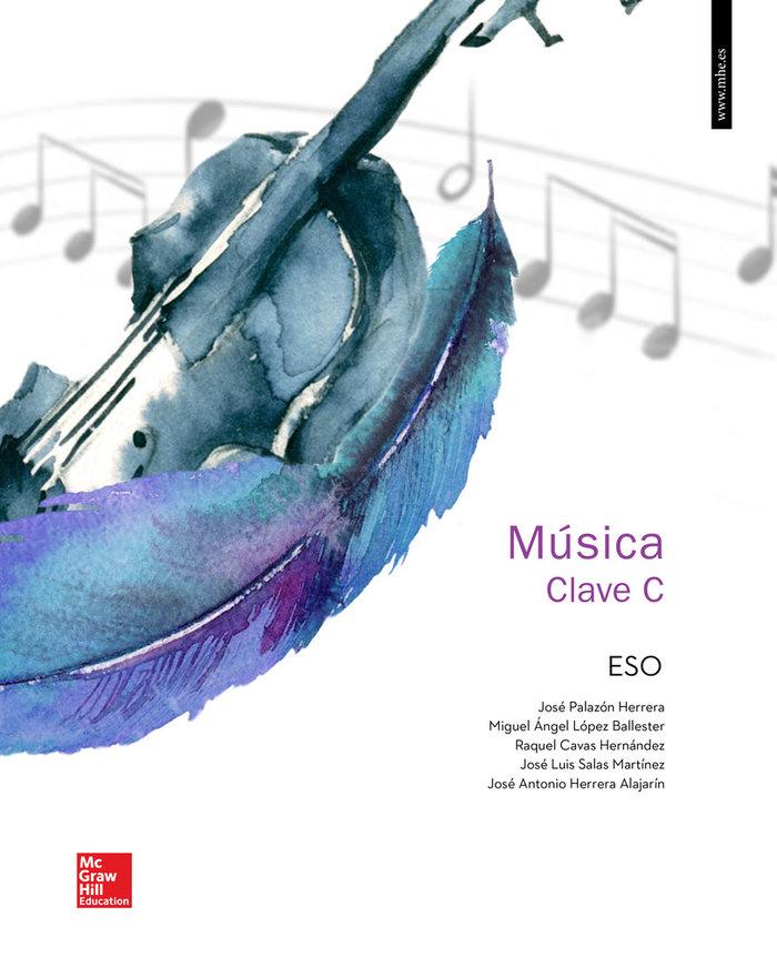 Musica 4ºeso clave c +3cd 16