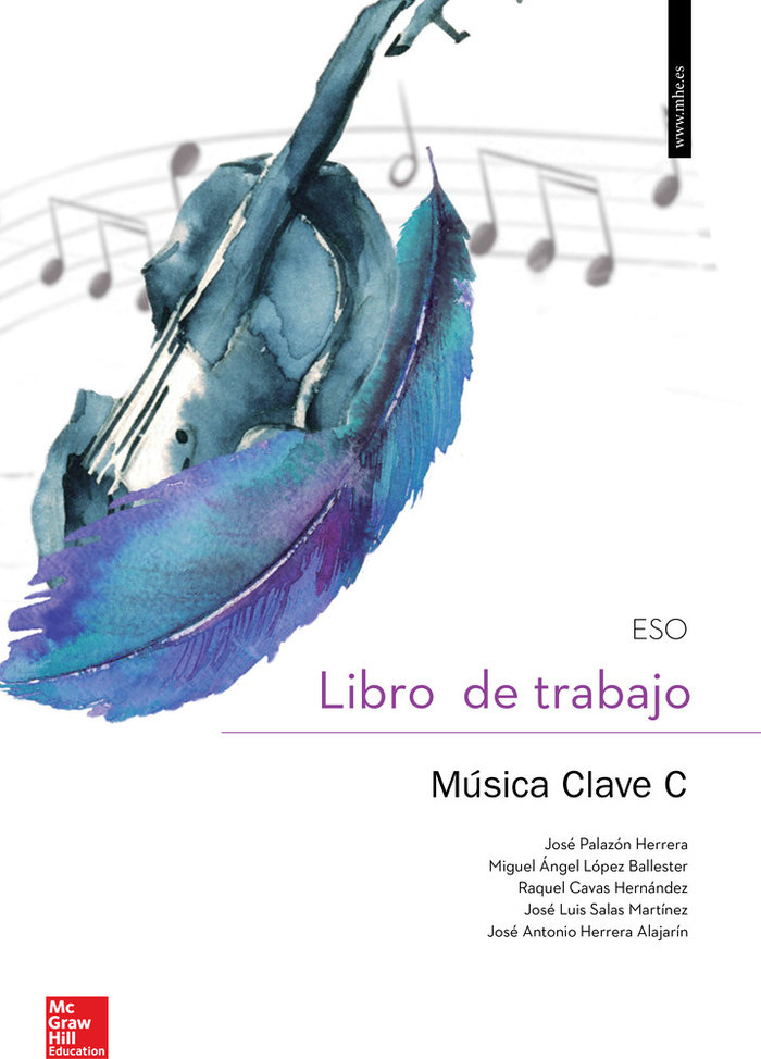 Cuaderno musica 4ºeso clave c 16