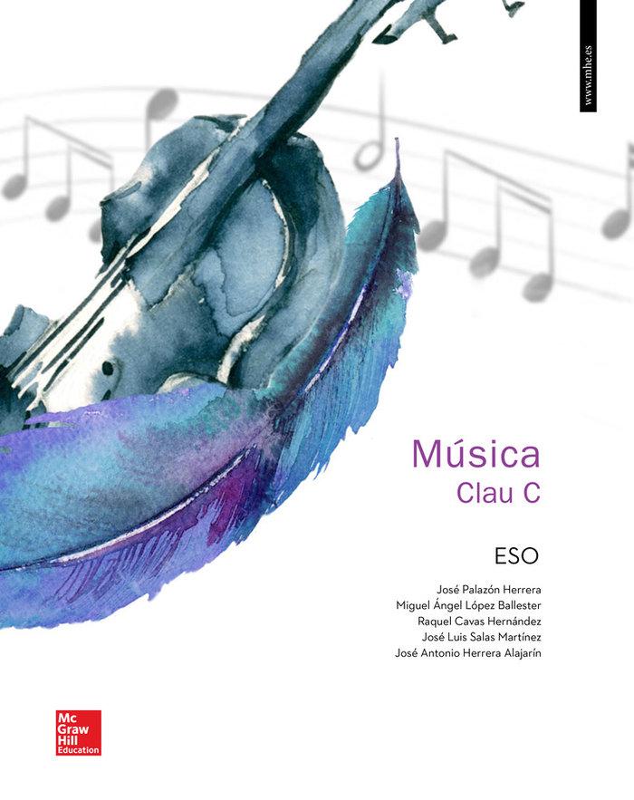 Musica 4ºeso clave c +cd valencia 16