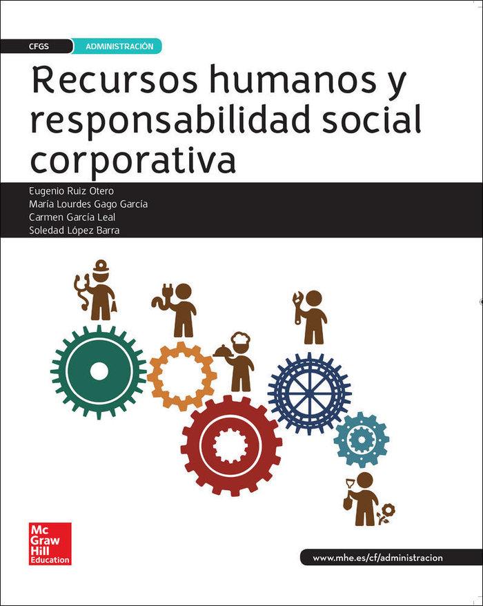 Recursos humanos respons.social corp.gs 16 cf