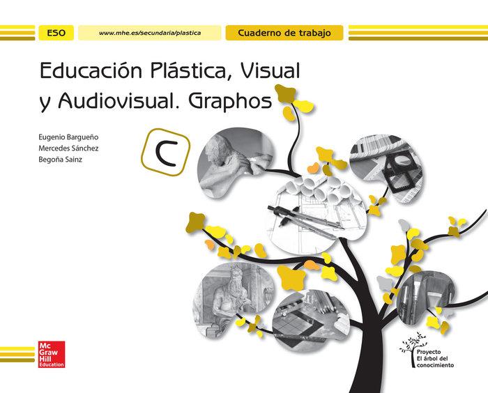 Cuaderno plastica visual 4ºeso graphos c 16