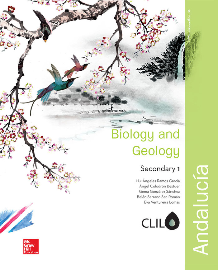 Biology geology 1ºeso clil andalucia 16