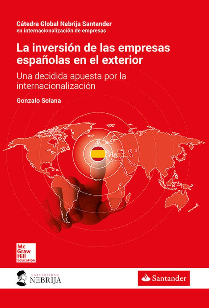 La inversion de las empresas españolas en el exterior