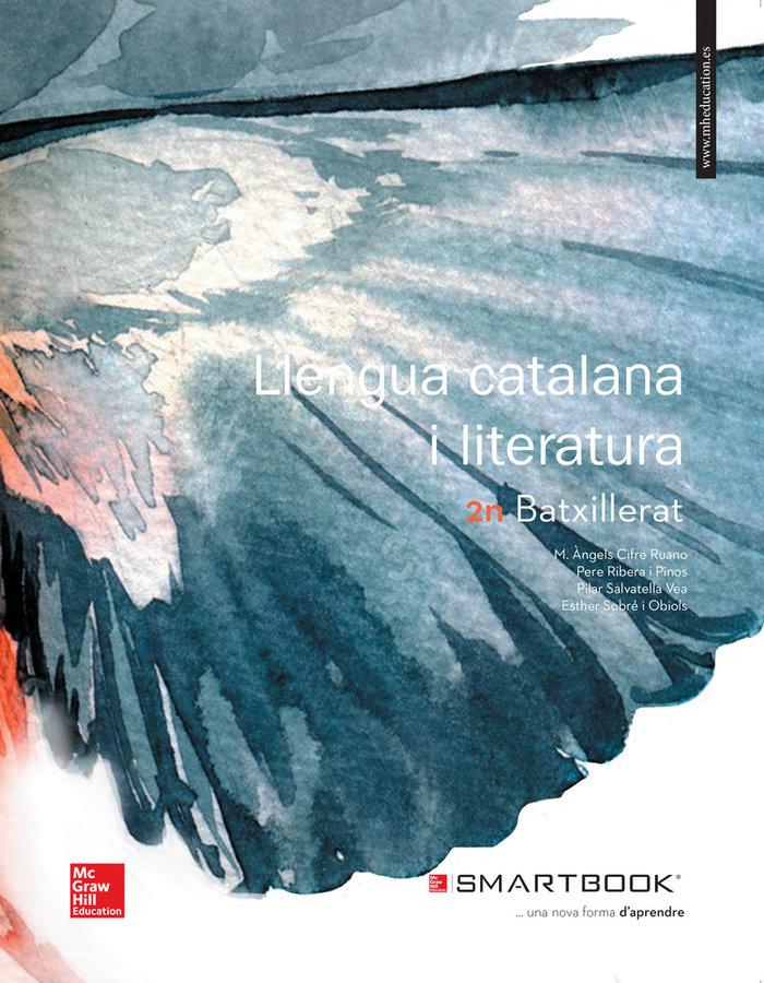 La+sb llengua catalana i literatura 2 batxillerat.