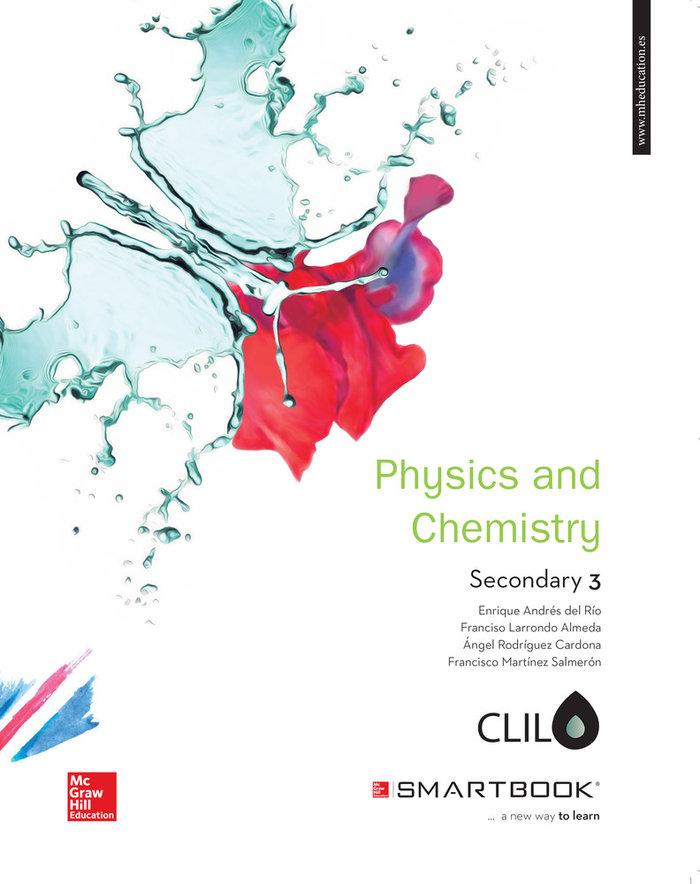 Physics & chemistry 3ºeso +smartbook 17