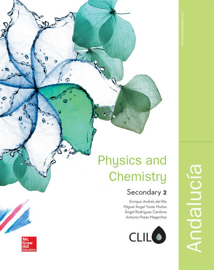 Physics chemistry 3ºeso +smart.clic andaluc.17