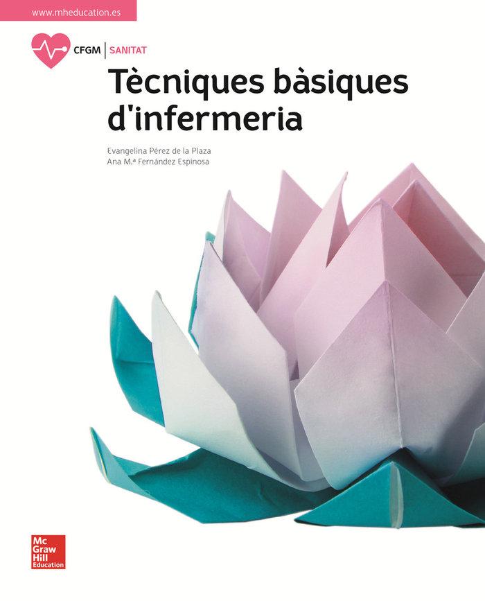 Tecniques basiques d'infermeria. llibre