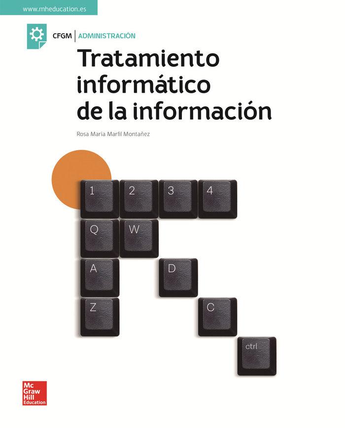 Tratamiento informatico informacion gm 18 cf