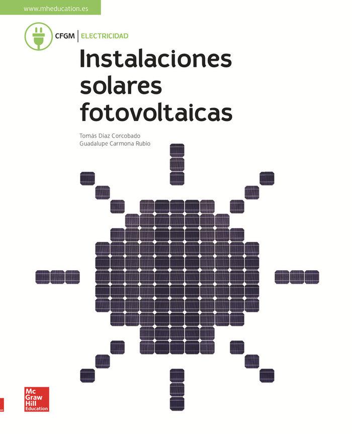 Instalaciones solares fotovoltaicas gm 18 cf