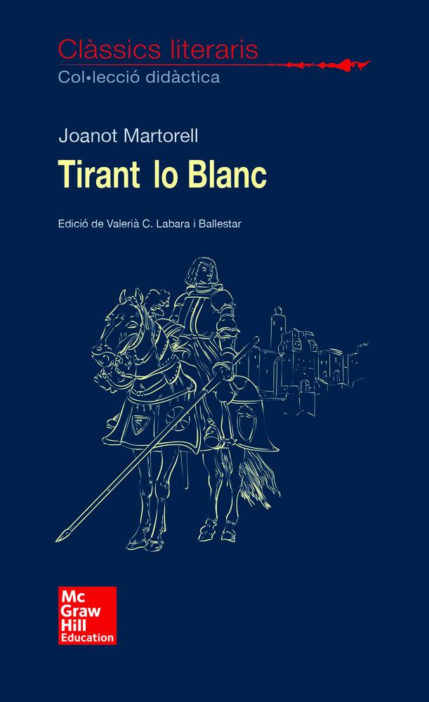 Tirant lo blanch classics literaris 2018 catalan