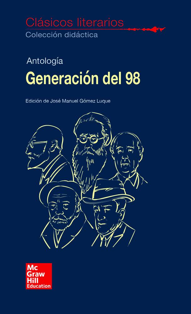 Generacion del 98 clasicos leterarios 2018