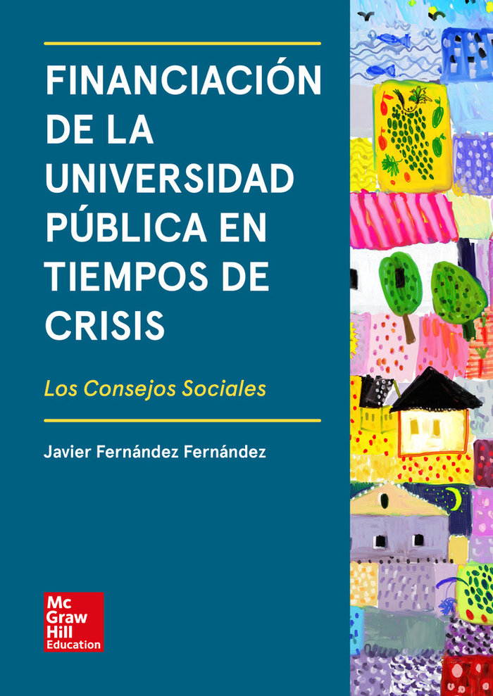 Financiacion de la universidad en tiempos de crisis